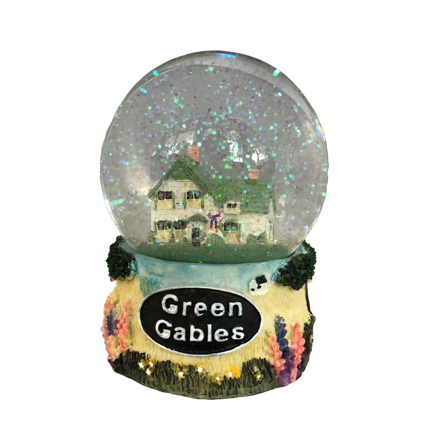 Green Gables Snow Globe