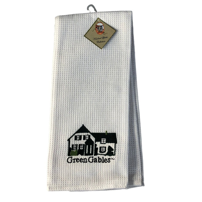 Green Gables Tea Towel