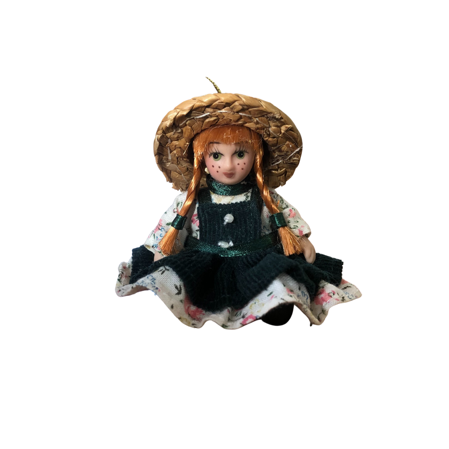 Hanging Anne of Green Gables Ornament