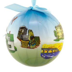 Prince Edward Island Icon Tree Ornament