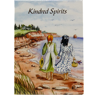 Kindred Spirits Magnet