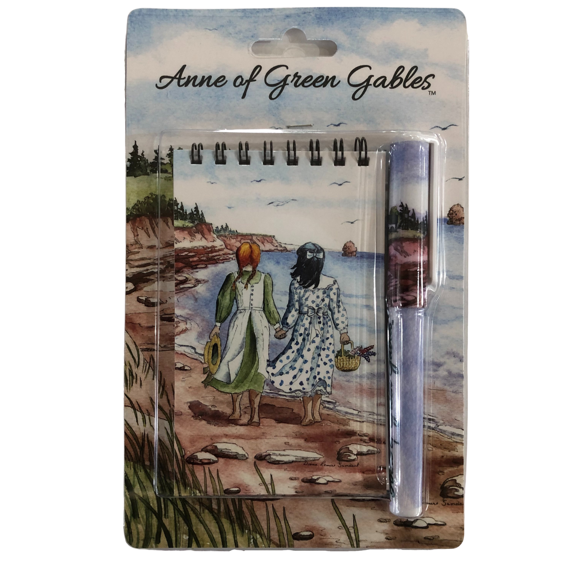 Anne of Green Gables Kindred Spirits Stationary Set
