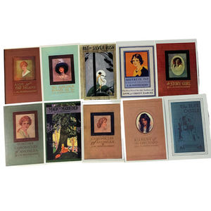 Anne of Green Gables First Edition postcard set