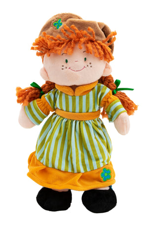 Anne of Green Gables Plush 9 Inch Doll