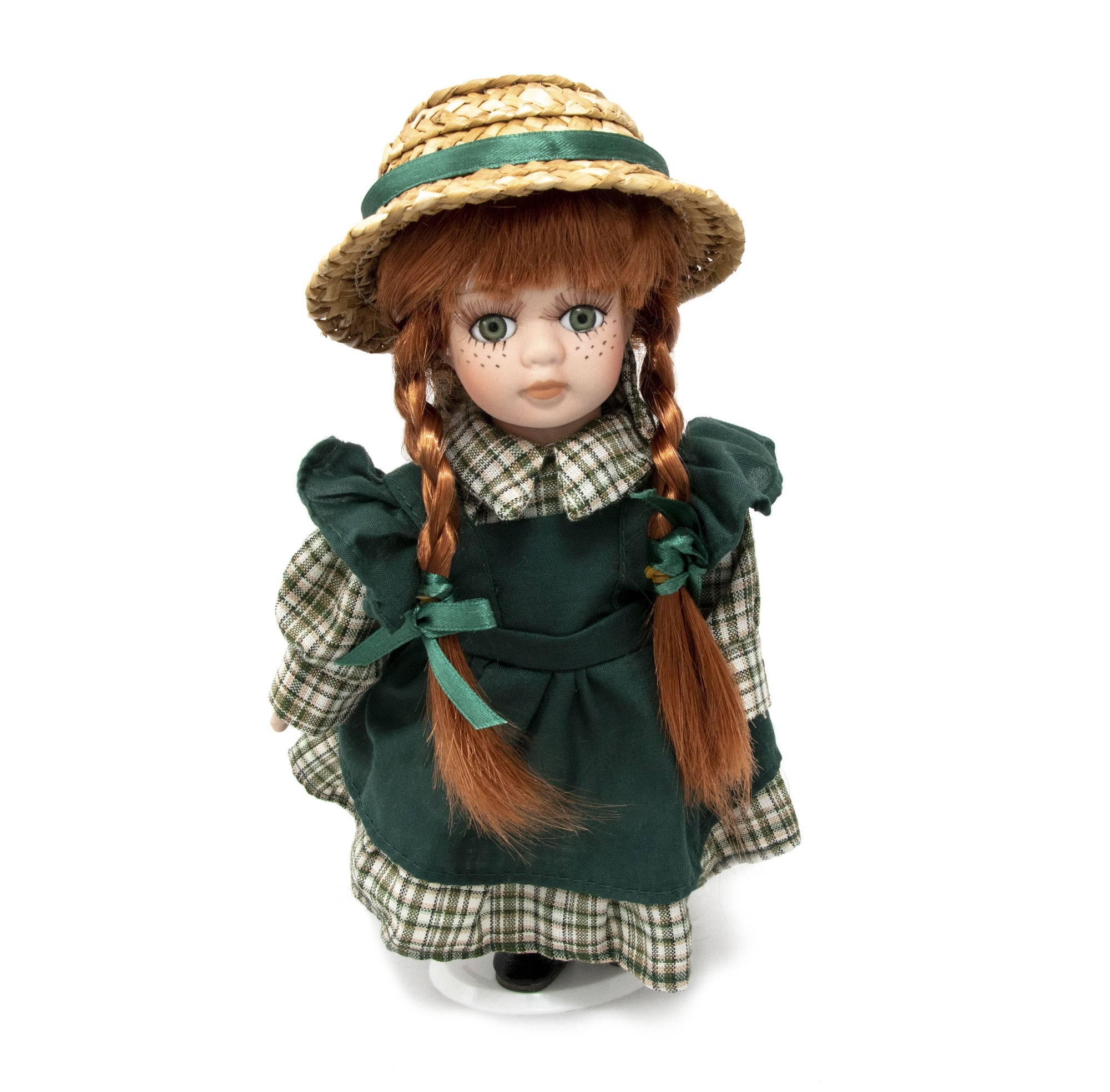 'Our Anne' 8 inch Porcelain Doll Anne Of Green Gables