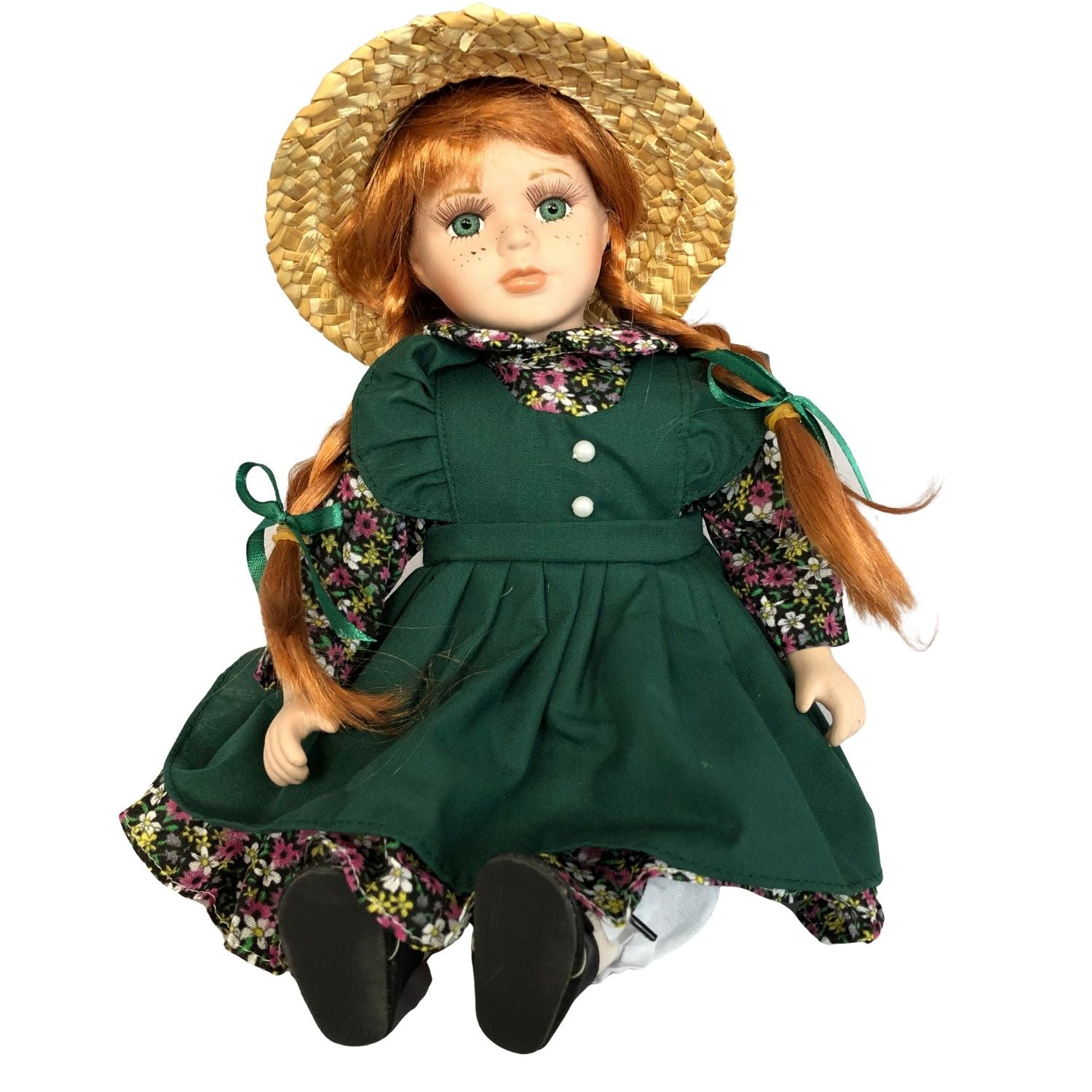 Anne of green gables musical porcelain doll