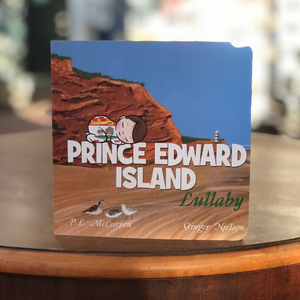 Prince Edward Island Lullaby Book