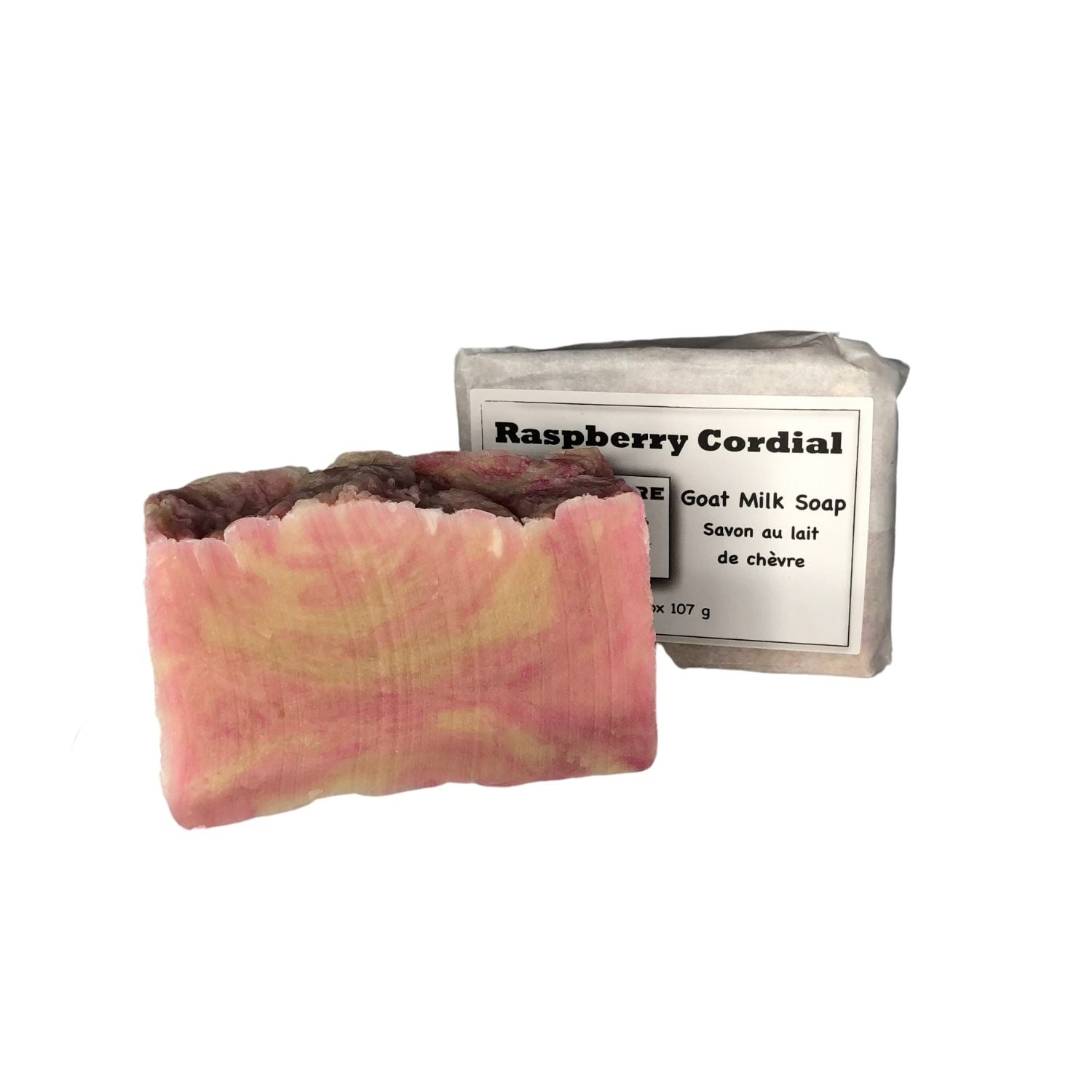Raspberry Cordial Soap