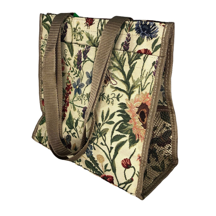 Sunflower Tapestry Shopper