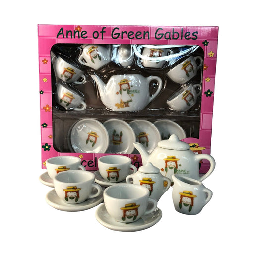 Lil' Anne Of Green Gables Tea Set