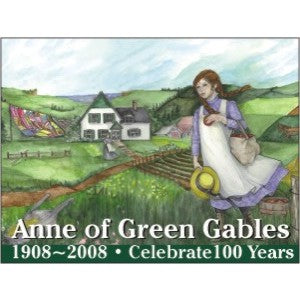 'Anne of the Island' 100th Anniversary Lapel Pin Anne of Green Gables