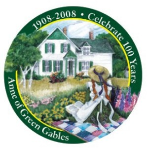 """Anne on the Quilt"" Lapel Pin Anne of green gables"