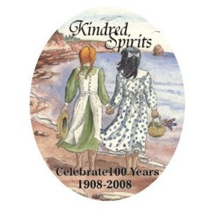"""Kindred Spirits"" Lapel Pin Anne of Green Gables"