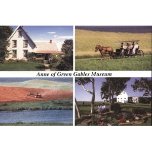Anne of Green Gables Museum Postcard - Outside Scenes