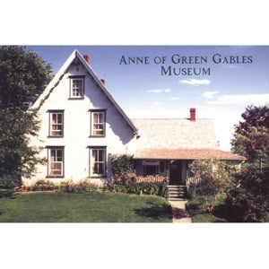 Anne of Green Gables Museum Postcard