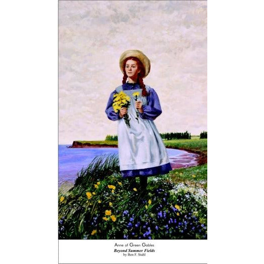 'Beyond the Summer Fields' Print by Ben Stahl Anne Of Green Gables