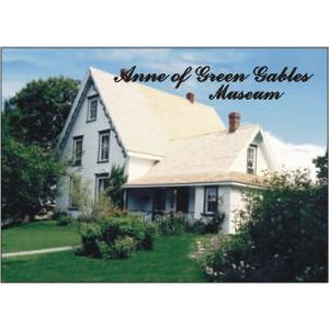 Anne of Green Gables Museum Metal Magnet