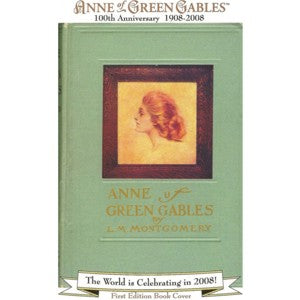 First Edition Anne of Green Gables Postcard