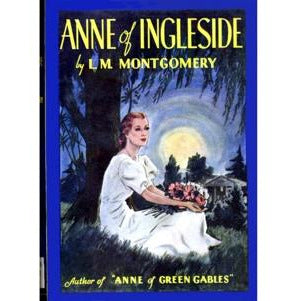 First Edition Anne of Ingleside Postcard Anne of Green Gables