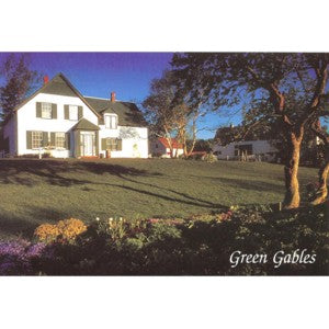 Green Gables Postcard