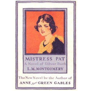 First Edition Mistress Pat Postcard
