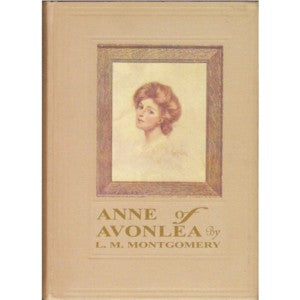 First Edition Anne of Avonlea Postcard