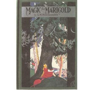 First Edition Magic for Marigold Postcard
