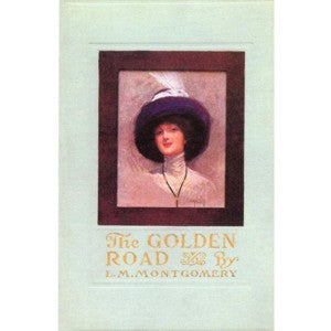 First Edition The Golden Road Postcard