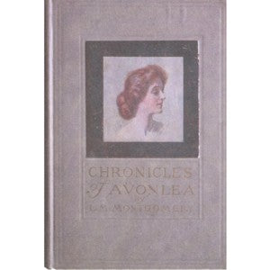 First Edition Chronicles of Avonlea Postcard