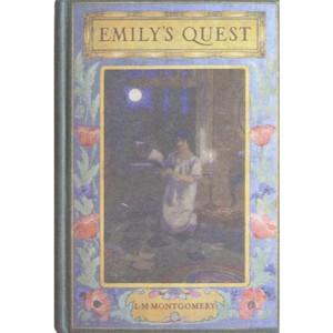 First Edition Emily's Quest Postcard