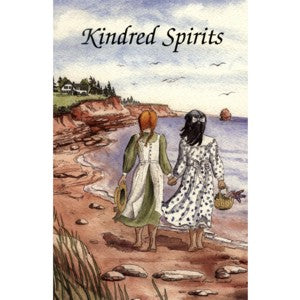 Kindred Spirits Postcard