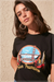 T shirt vintage california