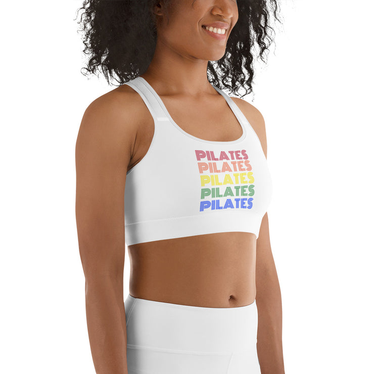 A lot of Pilates Sports bra