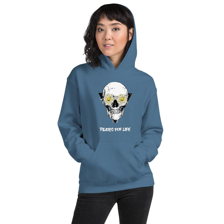 Pilates for life Unisex Hoodie - Pilateskatt