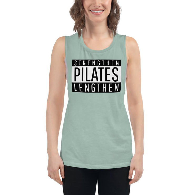 Strengthen and Lengthen Muscle Tank - Pilateskatt