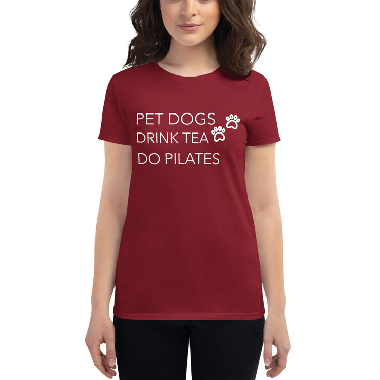 Pet dogs  t-shirt