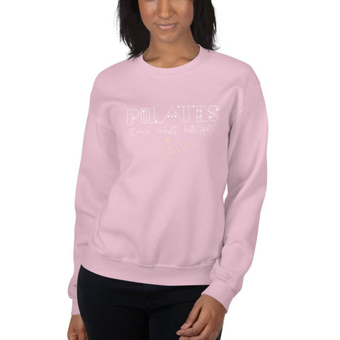 Day and Night Unisex Sweatshirt - Pilateskatt