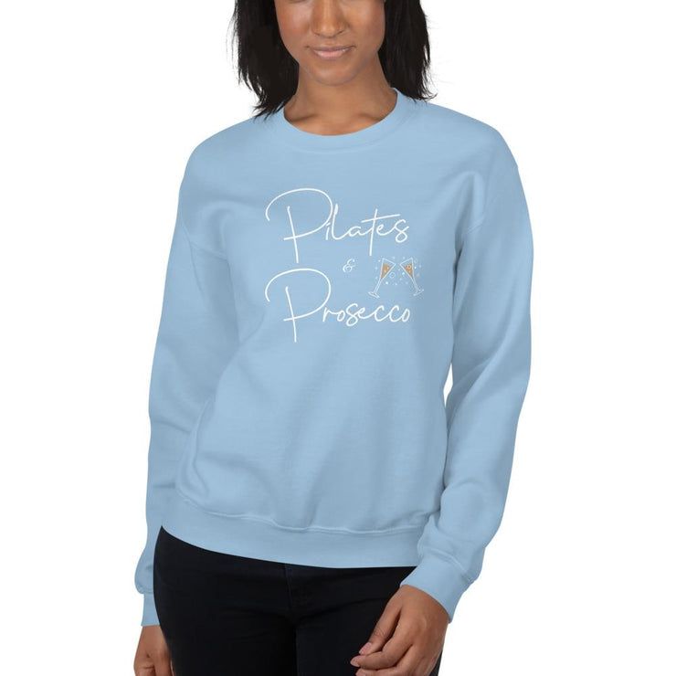 Pilates and prosecco Unisex Sweatshirt - Pilateskatt