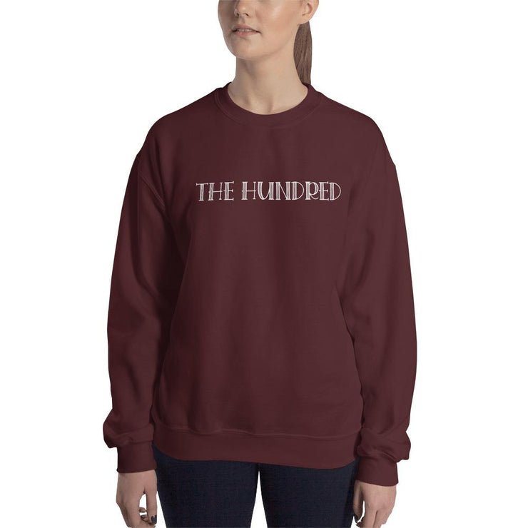 The Hundred Unisex Sweatshirt - Pilateskatt