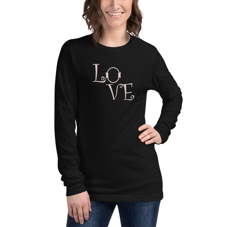 Love Unisex Long Sleeve Tee