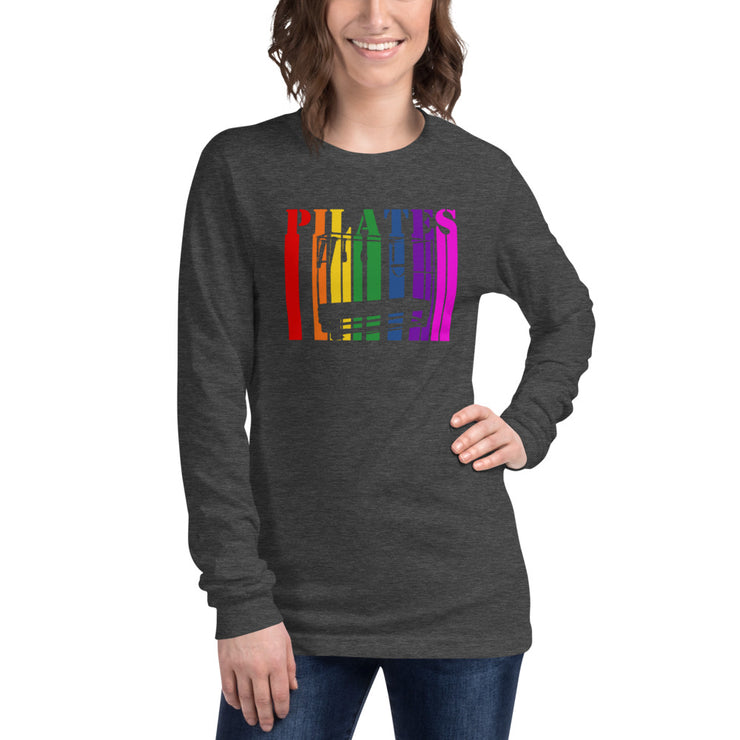 Flow Unisex Long Sleeve Tee