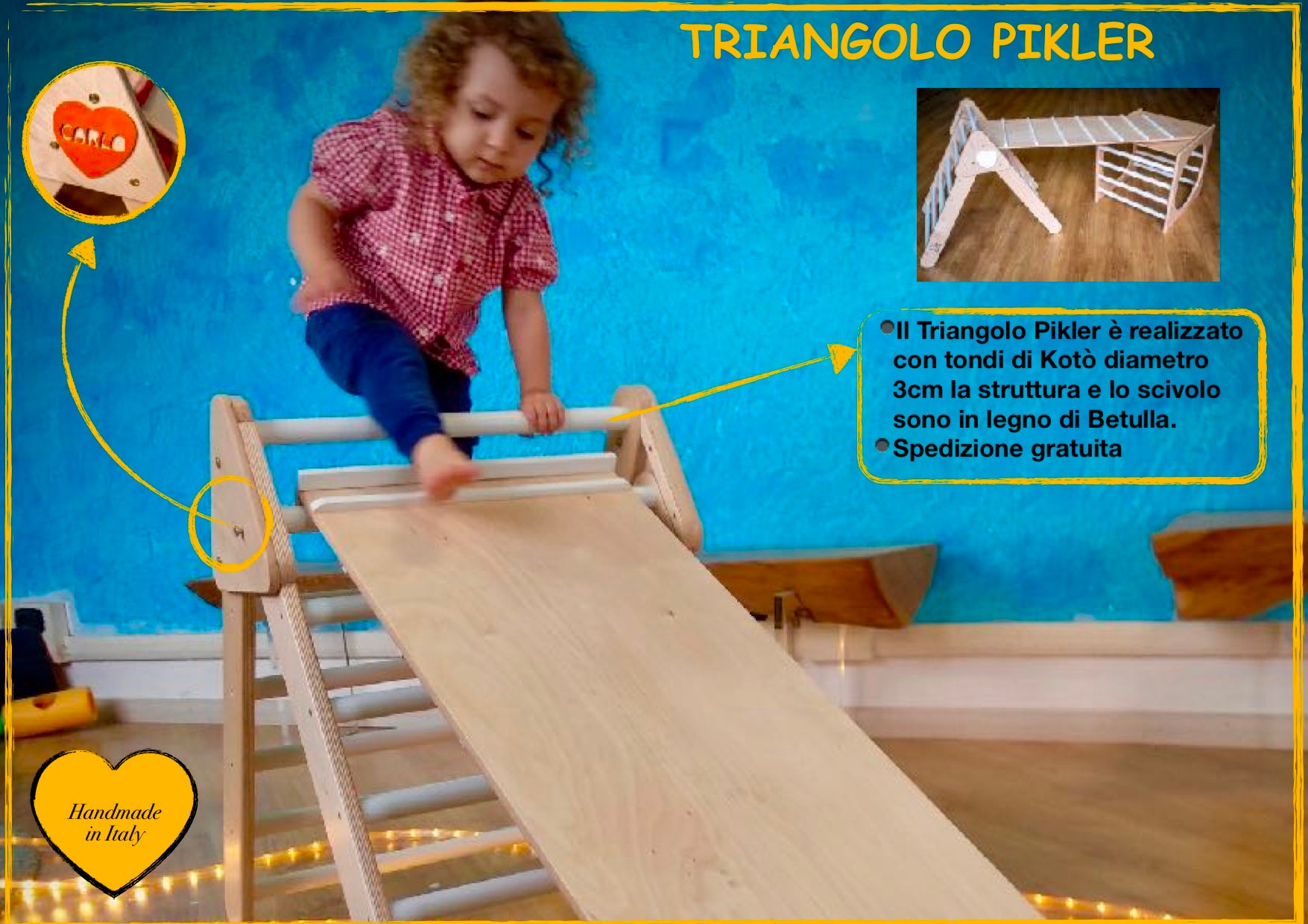 Triangolo Pikler