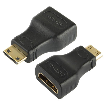 Αντάπτορας HDMI female σε HDMI Mini male - OEM HDMI to HDMI Mini adaptor GL-21739 - afasia.gr