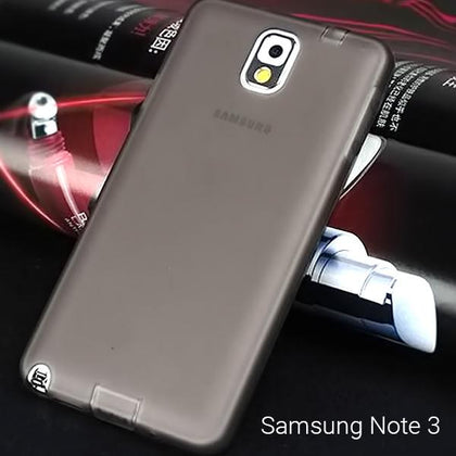 Θήκη σιλικόνης για Samsung Note 3 - Back Case GL-23784 - afasia.gr