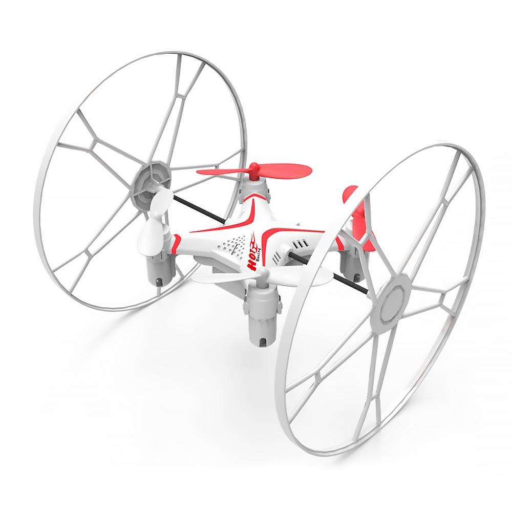 Quadcopter 3in1 6-Axis Gyro System / 2.4GHz / 360°  με χειριστήριο Fineco FX-5 GL-24088