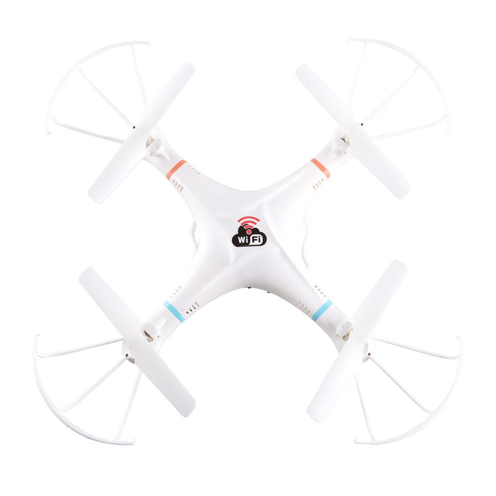 Quadcopter MJ-Sky 107W FPV 6axis / 2.4GHz / Κάμερα / WiFi GL-24131
