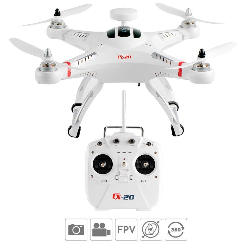 RC Quadcopter Cheerson CX-20 Auto Pathfinder με GPS / MX Auto Pilot / 6-Axis GL-24148