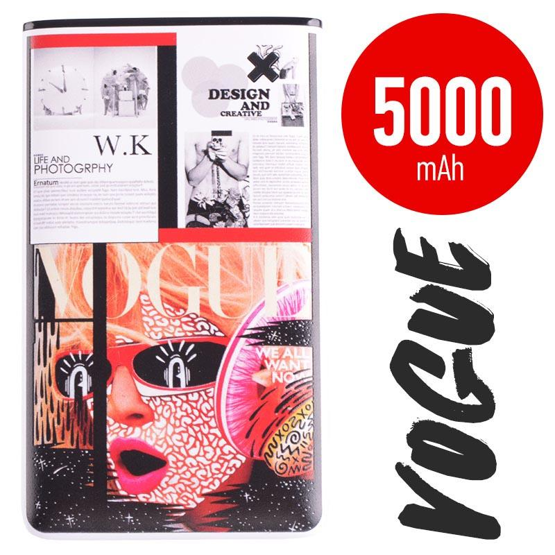Power bank 5000mAh - WK Vogue GL-25394