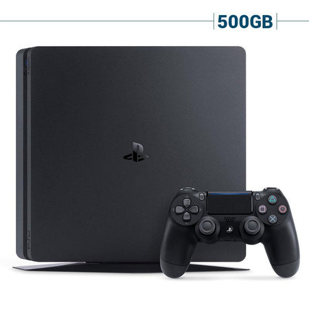 Sony Playstation 4 Slim 500GB (PS4) GL-33327 - afasia.gr