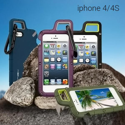 Θήκη ορειβασίας Pure Gear για iPhone 4/4S - PureGear Extreme Case for iPhone 4/4S GL-3395 - afasia.gr